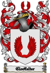Clodfelter Family Crest
