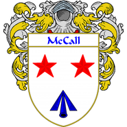 McCall Family Crest