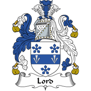 Lord Family Crest