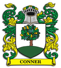 Conner Family Crest