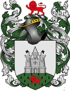 McElhiney Family Crest