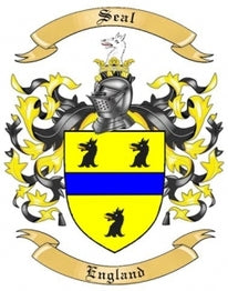 Seal Family Crest