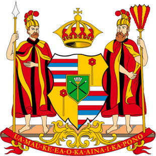 Hawaii State Coat of Arms