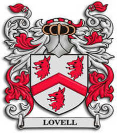Lovell Family Crest