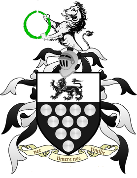 Bridgeman Family Crest