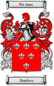 Dearlove Family Crest
