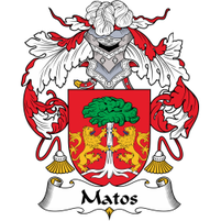 Matos Family Crest