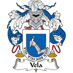 Perales Family Crest