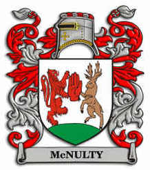 McNulty Family Crest
