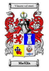 Macklin Family Crest