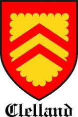 Clelland Family Crest