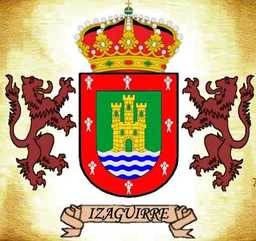 Izaguirre Family Crest