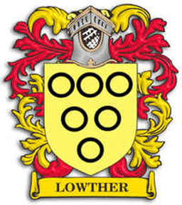 Lowther Family Crest