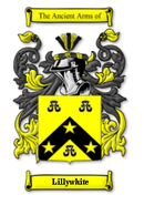 Lillywhite Family Crest