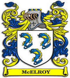 McElroy Family Crest