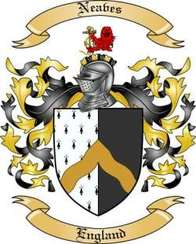Neaves Family Crest