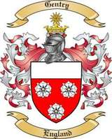Gentry Family Crest
