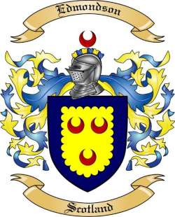 Edmondson Family Crest