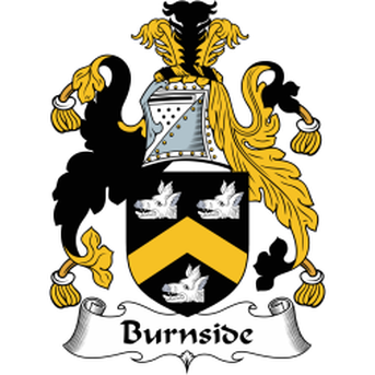 Burnside Family Crest