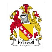 Hollowell Family Crest