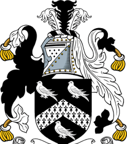 Temples Family Crest