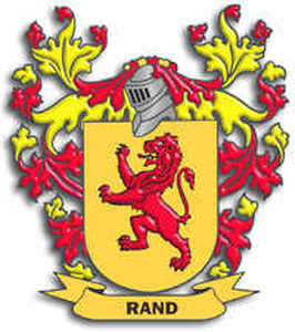 Rand Family Crest
