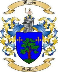 Woods Family Crest