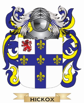 Hickox Family Crest