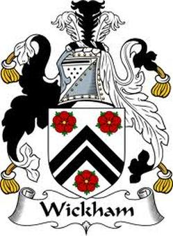 Wickham Family Crest