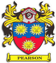 Pearson Family Crest
