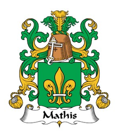 Mathis Family Crest