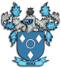 Hole Family Crest