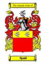 Spaid Family Crest