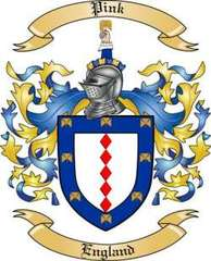 Pink Family Crest