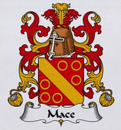 Mace Family Crest
