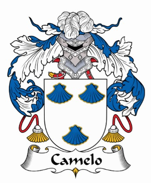 Camelo Family Crest
