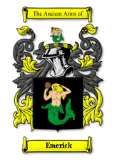 Emerick Family Crest