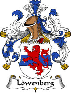Lowenberg Family Crest