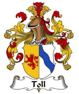 Toll Family Crest