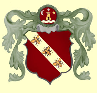 Anthenien Family Crest