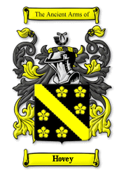 Hovey Family Crest