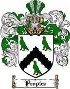 Peoples Family Crest