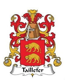 Taillefer Family Crest