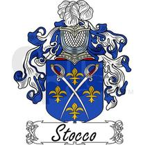 Stocco Family Crest