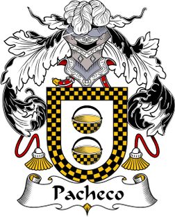 Pacheco Family Crest