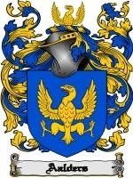 Aalders family crest
