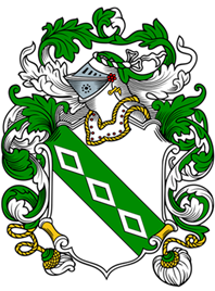 Adderley family crest
