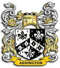 Addington family crest