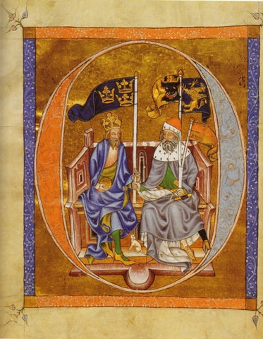 Albrecht I and Son