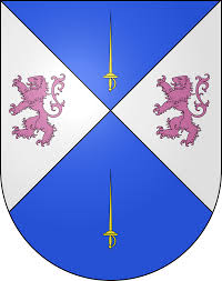 Alday family crest